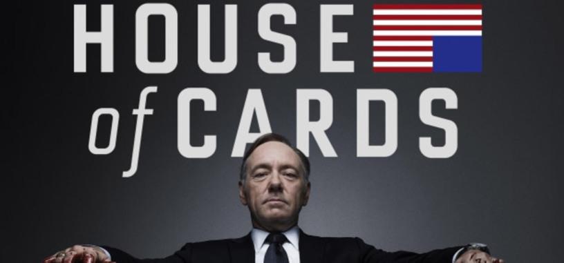 Tráiler de la segunda temporada de House of Cards