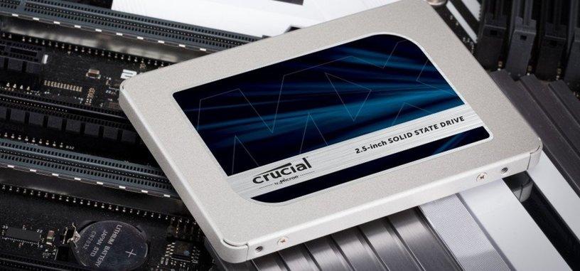 Crucial distribuye una actualización de 'firmware' para el popular MX500