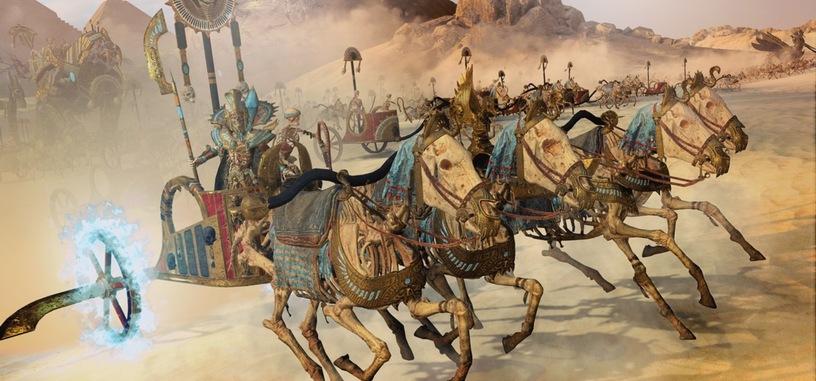 'Total War: Warhammer 2' añadirá a los Reyes Funerarios como nuevo ejército