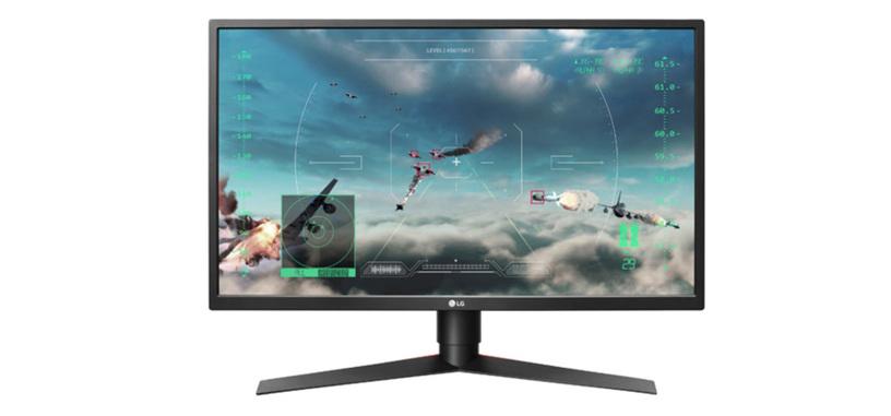 LG se mete en el terreno de los eSports con el monitor 27GK750F-B de 240 Hz con FreeSync