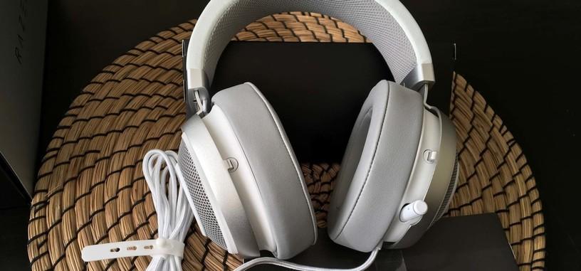 Análisis: Kraken 7.1 v2 Mercury, auriculares USB de Razer