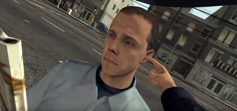 'Ahora no, Phelps', o un gracioso vídeo de la versión de realidad virtual de 'L. A. Noire'