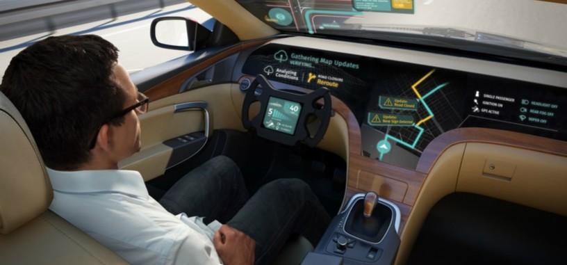 LG se une a HERE para crear un sistema de conducción autónoma