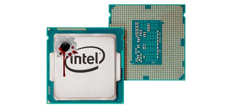Una nueva vulnerabilidad en los procesadores de Intel es imposible de solucionar