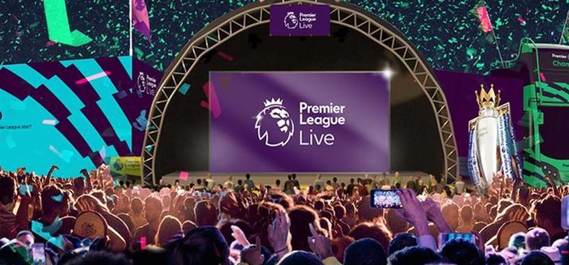 Amazon podría estar interesada en hacerse con los derechos de la Premier League