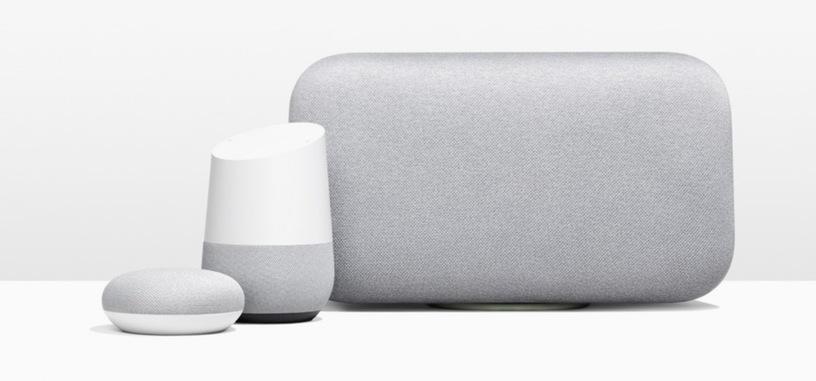 Google Home ya habla español con tres acentos distintos