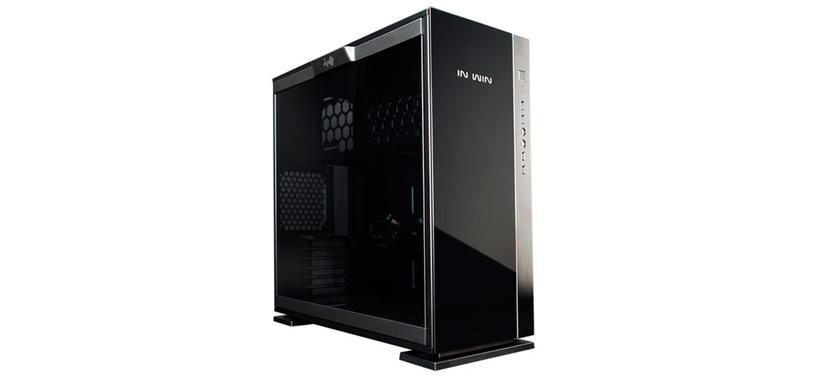 In Win presenta la caja 305, diseño elegante y buena capacidad de refrigeración