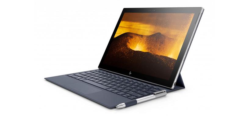 HP presenta la tableta Envy x2, diseño en aluminio con Core i7, 4G LTE y refrigeración pasiva