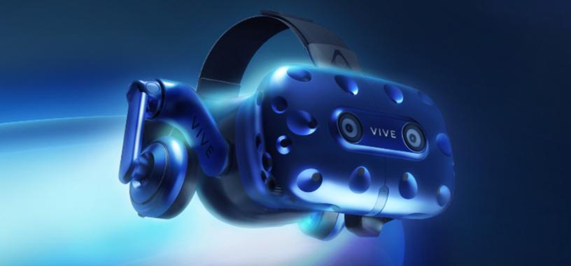 HTC anuncia que las Vive Pro ya se pueden reservar por 879 euros