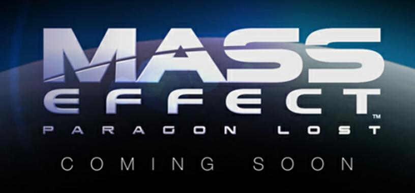 Mass Effect: Paragon Lost, el anime basado en Mass Effect