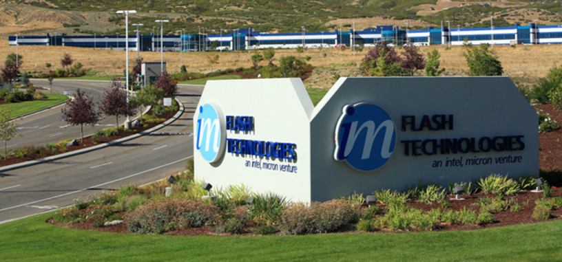 Micron pagará hasta 1500 M$ a Intel para comprar IM Flash con la que desarrollaron 3D XPoint