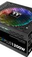 Thermaltake presenta la serie de fuentes Toughpower iRGB PLUS Platinum
