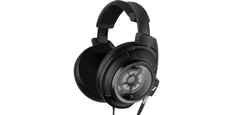 Los auriculares HD 820 de Sennheiser son para audiófilos con dinero, y promete la máxima calidad