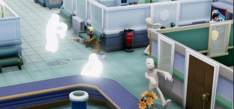 'Two Point Hospital' toma el testigo del clásico juego de gestión de hospitales 'Theme Hospital'