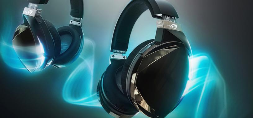 ASUS anuncia los auriculares ROG Strix 500, controles táctiles, sonido 7.1, RGB