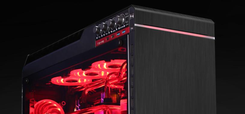 Zalman X7, interesante torre pensada para refrigeración líquida