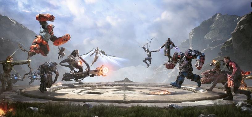 Tras cancelar el juego, Epic publica gratuitamente los recursos gráficos de 'Paragon'