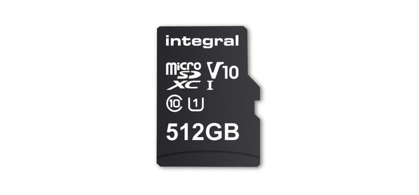 Ponen a la venta la primera tarjeta micro-SD de 512 GB