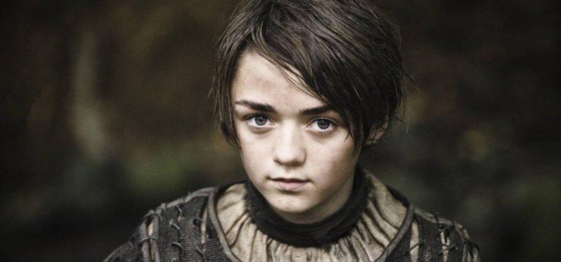 Maisie Williams apunta a cuándo se estrenará la octava temporada de 'Juego de tronos'