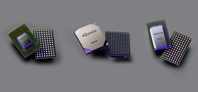 Nvidia recurre a Aquantia para resolver los problemas de ancho de banda en Drive PX