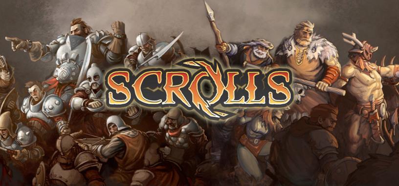 'Scrolls' ya tiene tráiler de lanzamiento, el nuevo juego del creador de Minecraft