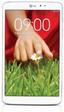 LG presenta oficialmente la tableta G Pad 10.1