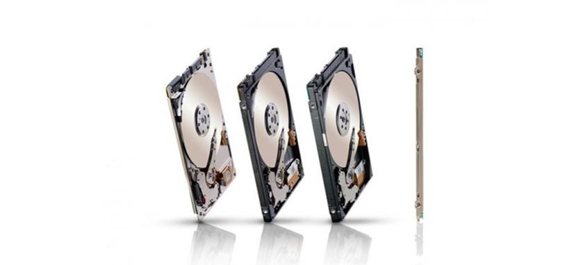 Seagate desarrolla un disco duro de 500 GB ultrafino para tabletas