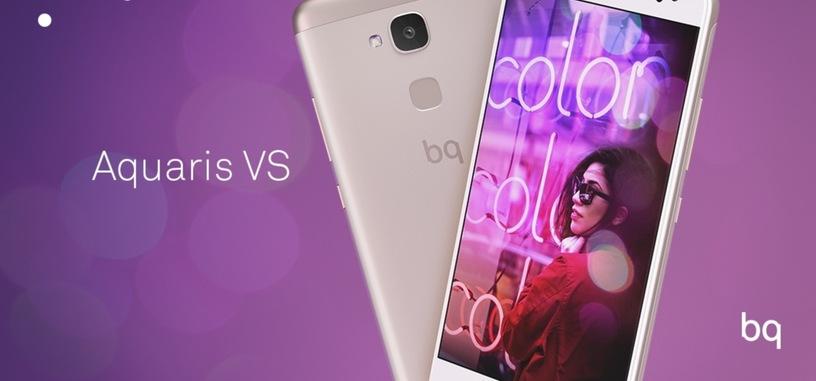 BQ presenta los Aquaris VS y VS Plus