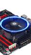 ID-Cooling presenta la refrigeración de perfil bajo DK-03 Halo