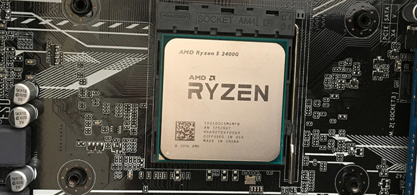 Análisis: Ryzen 5 2400G de AMD