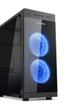 NOX presenta la caja Hummer TGS, pequeño tamaño con paneles de cristal