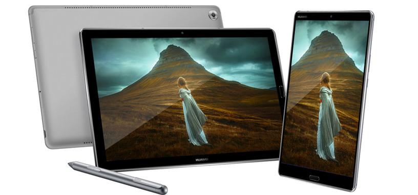 Huawei presenta las tabletas MediaPad M5 y MediPad M5 Pro con procesador Kirin 960