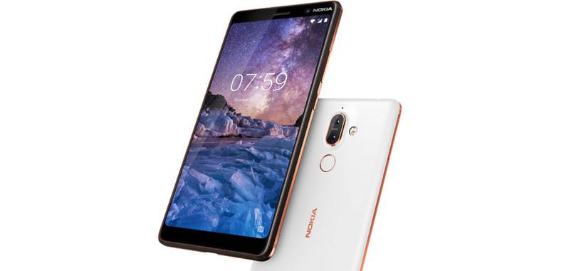 HMD Global alista en Android One al nuevo Nokia 7 Plus