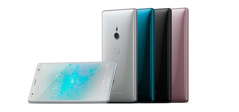 Sony presenta el Xperia XZ2, gama alta con diseño renovado y un Snapdragon 845