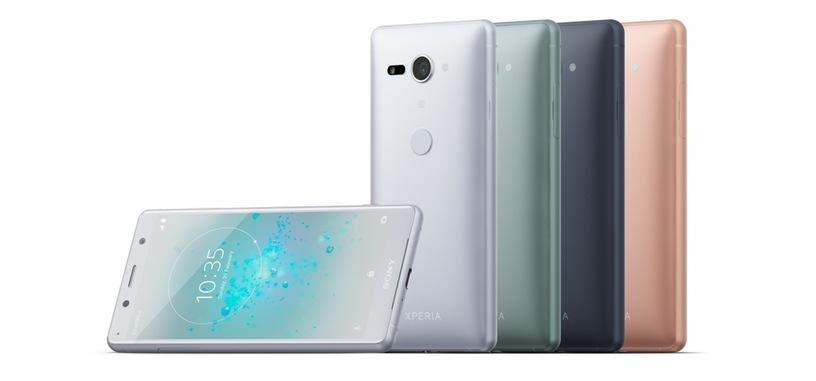 Sony no se olvida de los teléfonos compactos con el Xperia XZ2 Compact