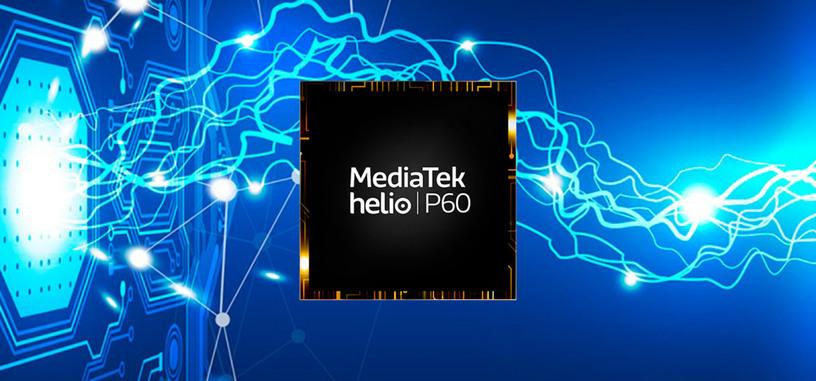 MediaTek presenta el Helio P60, con unidad NeuroPilot para inteligencia artificial