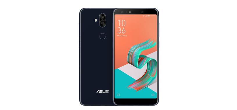 ASUS presenta el ZenFone 5 Lite (2018) con doble cámara trasera y frontal, pantalla 18:9