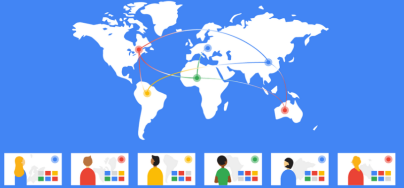 Google lanza su propia aplicación para competir con Slack