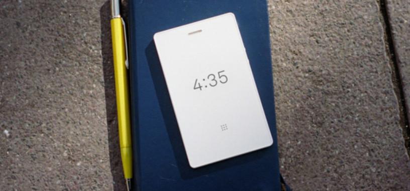 Light Phone II es un móvil para aquellos que solo quieren lo esencial