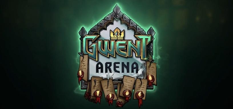 Llegan las Arenas a 'Gwent' y otras mejoras