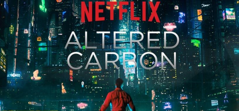 'Altered Carbon', una serie ciberpunk que merece la pena verse