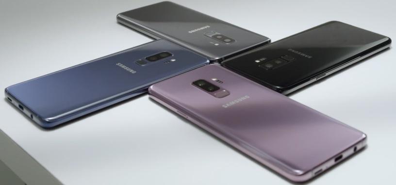 Las ventas del Galaxy S9 no consiguen superar a las del Galaxy S8