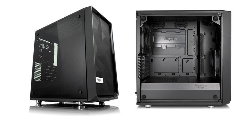 Fractal Design presenta la caja Meshify C Mini Dark TG