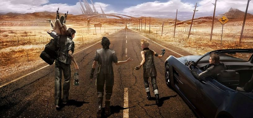 'Final Fantasy XV' para Windows ya está pirateado, antes de ponerse a la venta