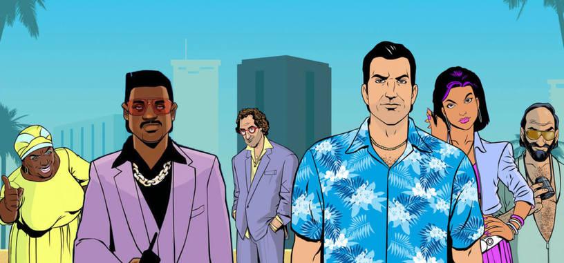 Rockstar estaría planeando un 'Grand Theft Auto VI' para 2022, de vuelta a Vice City