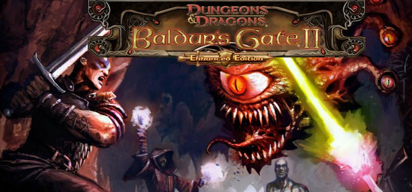 'Baldur's Gate II: Enhanced Edition' ya está disponible para Android