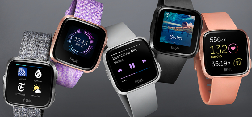 El nuevo reloj Versa de Fitbit toma el relevo de los Pebble