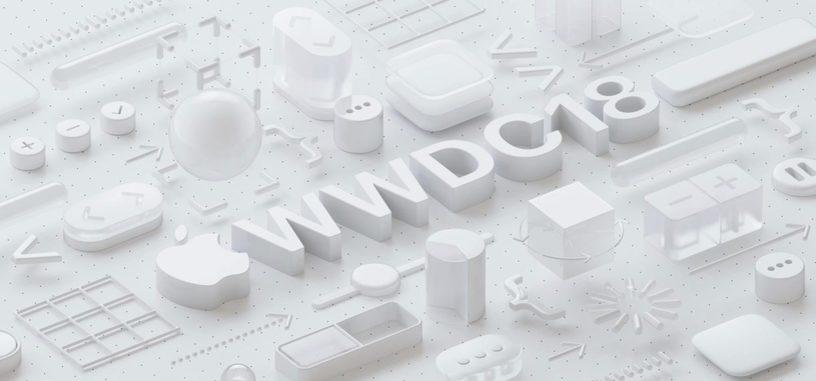 Apple presentará novedades el 4 de junio en la conferencia inaugural del WWDC 2018