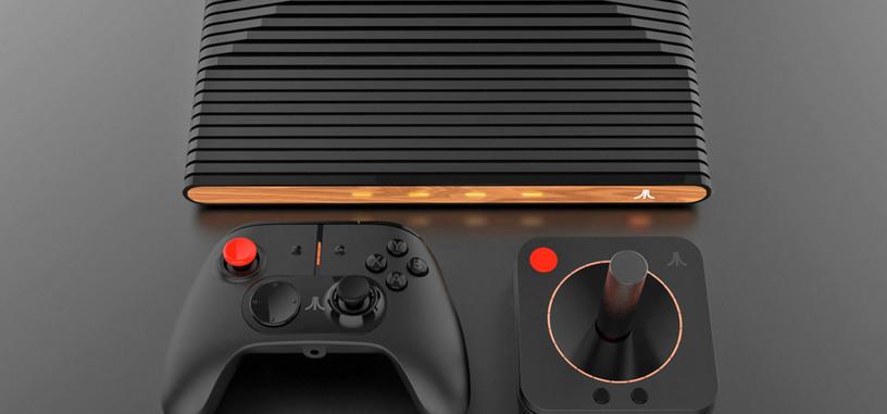 Atari inicia las reservas de la retroconsola VCS, desde 199 dólares