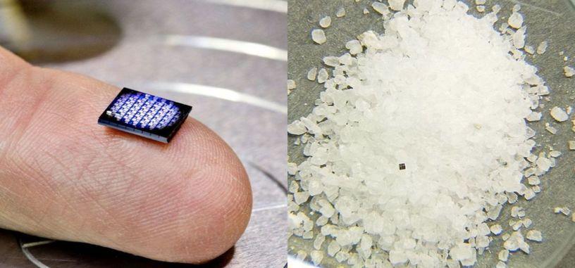 IBM presenta el «ordenador más pequeño del mundo»